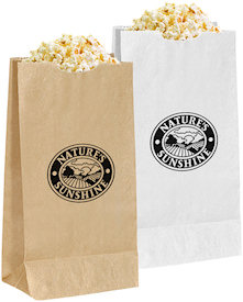 Popcorn Bags Custom Gift Personalized Per